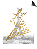 Gilded Paris Prints by Moira Hershey