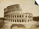 The Colosseum Posters by Giacomo Brogi