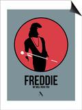 Freddie Plakater af David Brodsky