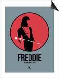 Freddie Prints by David Brodsky