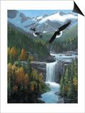 Freedom Falls Prints by Kevin Daniel