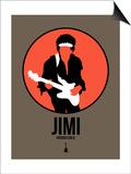 Jimi Prints by David Brodsky