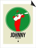 Johnny Circle 1 Prints by David Brodsky