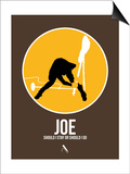Joe Posters by David Brodsky