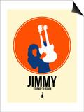 Jimmi Plakater af David Brodsky