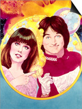 Mork and Mindy Prints