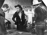 The Man Who Shot Liberty Valance Prints