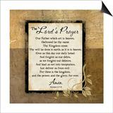 The Lord's Prayer Art by Jennifer Pugh