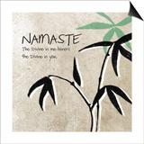 Namaste Art by Linda Woods