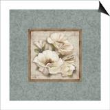 Silversage Flower II Art by Elizabeth Medley