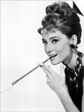 Audrey Hepburn in Breakfast at Tiffany's, 1961 Prints