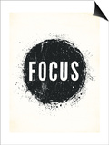 Focus Prints by Rebecca Peragine