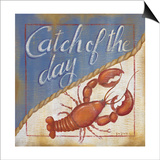 Catch of the Day Prints by Kim Lewis