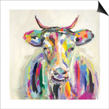 Artsy Cow Prints by Melissa Lyons