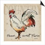 Farm Life V Posters by Anne Tavoletti