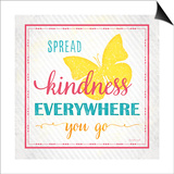 Spread Kindness Poster autor Jennifer Pugh