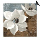 White Magnolias I Prints by Lanie Loreth