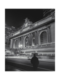 Grand Central 42nd Street Night Photographic Print by Henri Silberman
