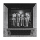 Manhattan Store Headless Manikins Photographic Print by Henri Silberman