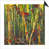 Bamboo Grove I Prints by Nanette Oleson