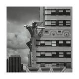 Chrysler Building Detail Photographic Print by Henri Silberman