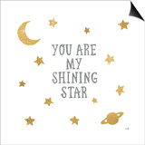 Shining Star Posters by Moira Hershey