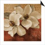 Midday Magnolias II Art by Lanie Loreth