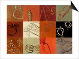 Smorgasbord Plakater af Lanie Loreth