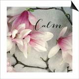 Poem Crop Calm Prints by Alicia Bock