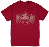 Dave Matthews Band- Radio Tower T-shirts