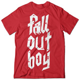 Fallout Boy- Metal Stack T-shirt