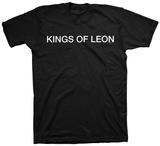 Kings of Leon- Wordmark Shirt