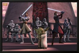 Star Wars - Clone Wars Prints