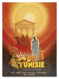 Carthage Tunisie (Tunisia) Prints by Roland (Robert) Olivier