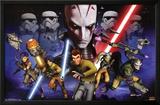 Star Wars Rebels - Group Prints