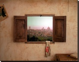 Florence Stretched Canvas Print by Alan Klug