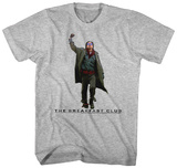 The Breakfast Club- Fist Pump Cutout Shirt