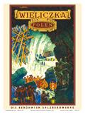 Wieliczka, Polen (Poland) Posters by Henryk Uziemb?o