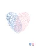 Heart Print Giclee Print by Brett Wilson