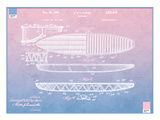 Surfboard Giclee Print by  Armand