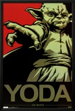 Star Wars - Yoda Jedi Master Pop Art Posters