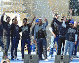 Kansas City Royals 2015 World Series Champions Parade Photo