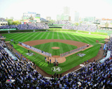 Wrigley Field Game 3 of the 2015 National League Division Series Photo