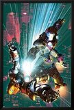 Ultimate Comics Armor War No.3 Cover: Iron Man Posters by Brandon Peterson