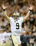 Drew Brees 2015 Action Photo