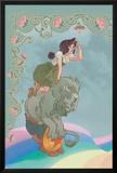 Avengers Fairy Tales 4 Cover: Avengers Prints by Ricardo Tercio