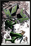 She-Hulk No.24 Cover: She-Hulk Posters by Mike Deodato