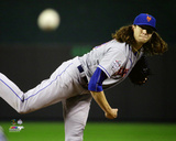 Jacob deGrom Game 2 of the 2015 World Series Photo