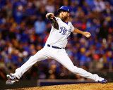 Danny Duffy Game 1 of the 2015 World Series Photo