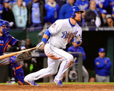 Ben Zobrist Game 1 of the 2015 World Series Photo